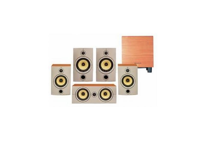 Więcej o Zestaw głośnikowy kina domowego 5.1 DIAMOND 1 POWER